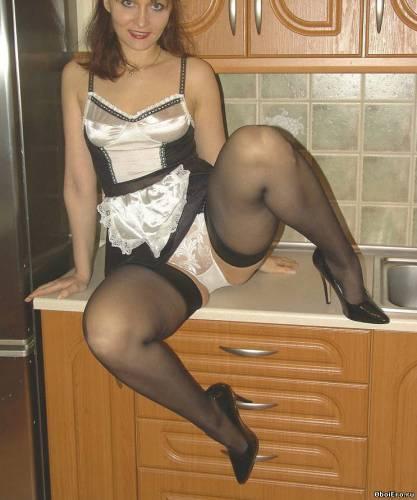 Фото девушек - Girl_in_sexy_stockings _ 01