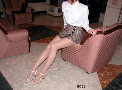 Фото девушек - Sexy_girl_ in_a_pantyhose_42